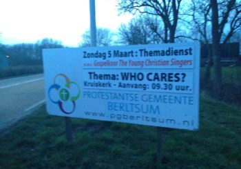 "Berlikum: Themadienst ""Who Cares?"""