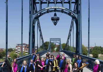 18 mei: Concert met Glory Voices in Duitsland